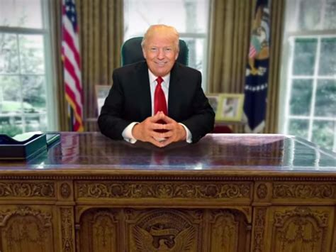 What Desk Is Trump Using What Desk Is Trump Using
