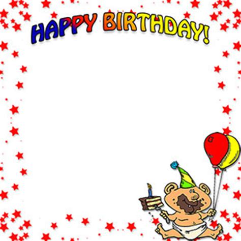 free clipart birthday borders 20 free Cliparts | Download ...