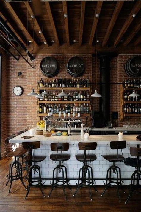ideas  industrial bars  pinterest