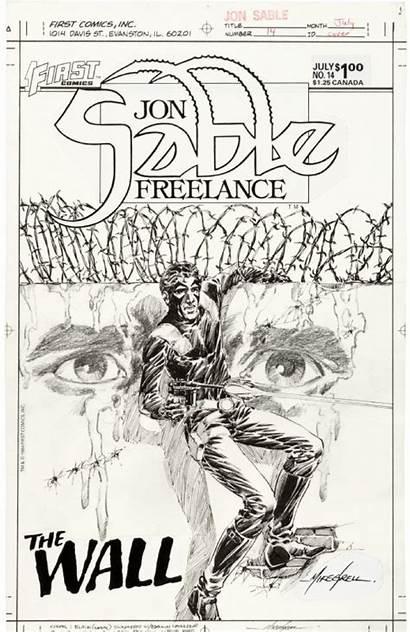 Sable Jon Freelance Grell Mike Wayne