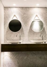 contemporary bathroom mirrors High-End Bathroom Accessories with Modern Style