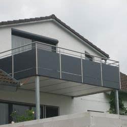 Balkongeländer Glas Anthrazit : gel nder mit glas und blech deck pinterest balkongel nder balkon und balkon glas ~ Michelbontemps.com Haus und Dekorationen