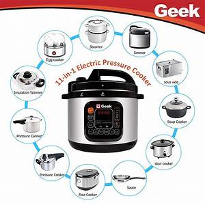 Best Electric Pressure Cooker In India 2020