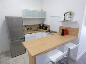 Cuisine Pour Studio : cuisine quipe studio petite cuisine equipe avignon petite ~ Premium-room.com Idées de Décoration