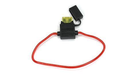 Motorcycle Fuse Holder by Aiv Blade Fuse Holder 2 5 Smm For Bmw R1100rt R1150rt