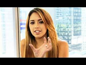 Jasmine Villegas On Kissing Justin Bieber YouTube