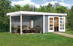 Haus Bausatz Holz : gartenh user aus holz zum wohnen ~ Whattoseeinmadrid.com Haus und Dekorationen