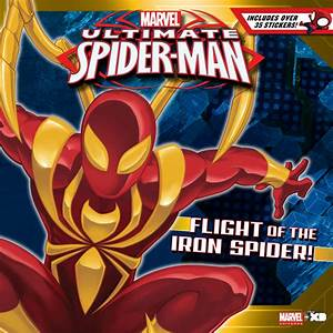 Ultimate Spider-Man: Flight of the Iron Spider! | Disney ...