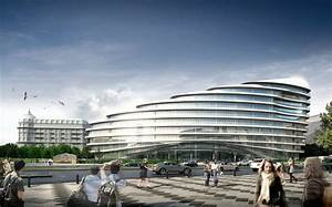 Gallery of Baku White City Office Building Proposal / ADEC ...
