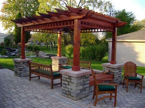 pergola pavers landscape patios walkways
