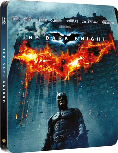 dark knight limited edition steelbook blu ray