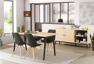 Salle A Manger : id e d co pour salle manger du mobilier aux ~ Melissatoandfro.com Idées de Décoration