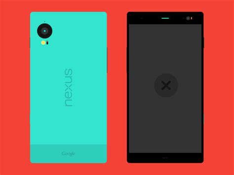 nexus phone nexus x rendered by igor silva android m flagship
