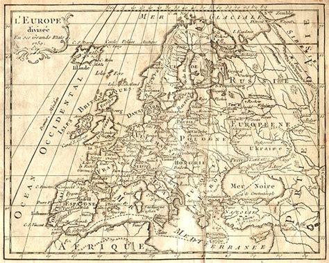 Carte Villes Maroc Détaillée by Fichier Carte Europe 1763 Jpg Wikip 233 Dia
