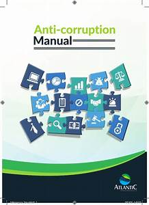 Anti Corruption Manual