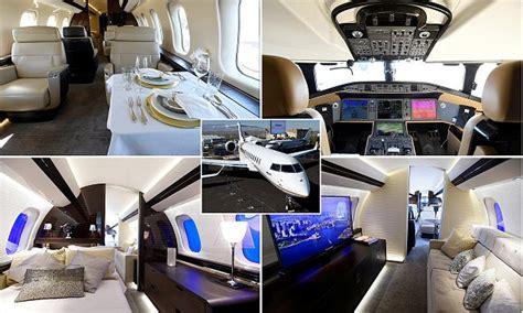 worlds largest private jet worth  million