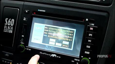 Volvo S60 Radio by Gx F Bluepower Headunit For Volvo S60 V70