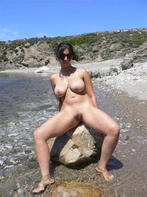 spanish big tits Nude Beach Hairy Porn Pictures