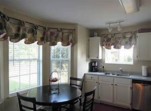 The Ideas of Kitchen Bay Window Treatments - TheyDesign