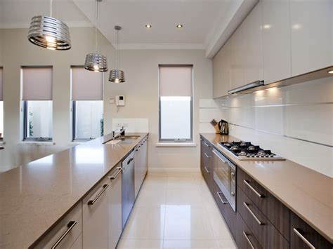 12 Amazing Galley Kitchen Design Ideas and Layouts