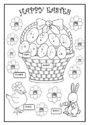coloring pages vocabulary worksheets holidays