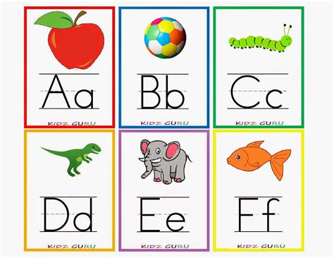 Awesome Free Printable Alphabet Flash Cards Downloadtarget