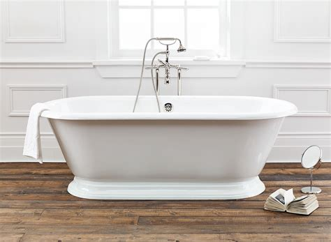 Bathing Tubs by Sandringham Cast Iron Bathtub Cheviot Products