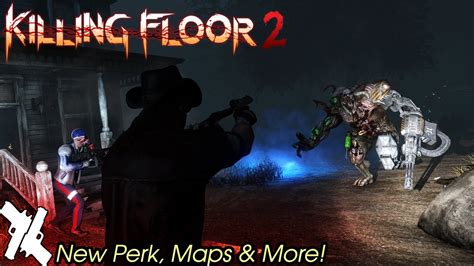 killing floor 2 gunslinger killing floor 2 gunslinger update thoughts youtube