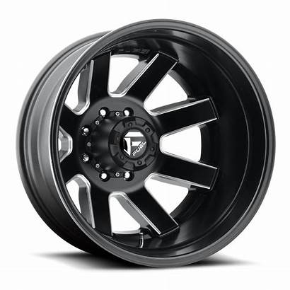 Dually D538 Maverick Rear Wheels Fuel Lug