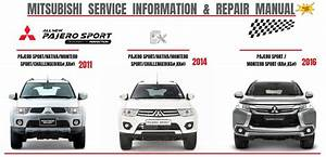 Download Mitsubishi Montero Sport Wiring Diagram  U2013   Years