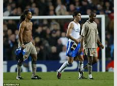 Mario Balotelli and Pepe aren't the first to swap shirts