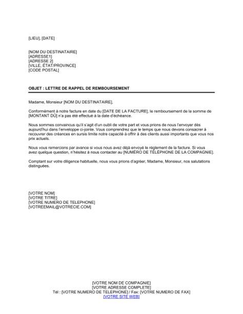 sle cover letter exemple de lettre de recouvrement