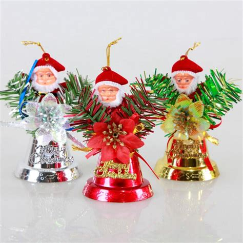 new hot christmas tree bell christmas decorations festive