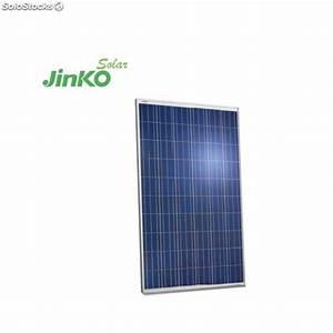 Panneau Solaire Gratuit : panneau solaire 260 wc marque jinkosolar ~ Melissatoandfro.com Idées de Décoration