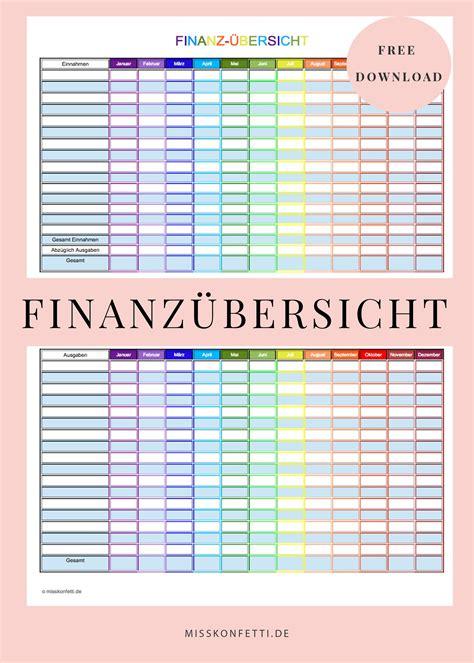 finanzen im griff mit dem haushaltsbuch kalender