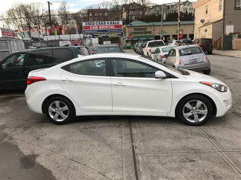 Hyundai Elantras For Sale by Used 2013 Hyundai Elantra Gls Sedan 8 490 00