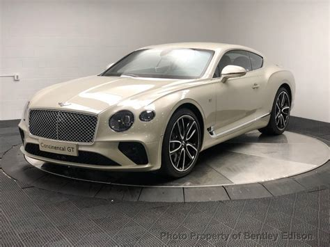 2019 new bentley new continental gt now taking orders at