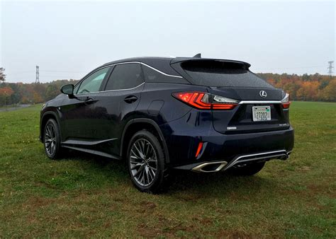 lexus rx 2016 f sport 2016 lexus rx f sport review autonation drive automotive