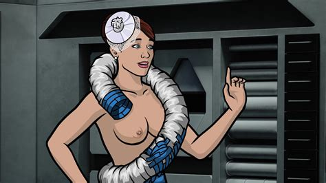cheryl from archer nude hentay clip