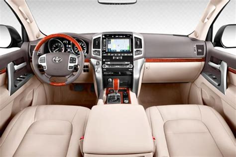 Land Cruiser Interior by 2019 Toyota Land Cruiser 300 Release Date And Price