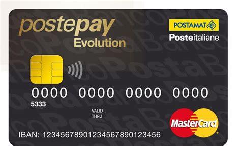 saldo banco posta prepagata postepay evolution conto corrente tascabile
