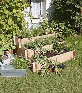 Leroy Merlin Jardinerie : potager carr nos conseils pour le r ussir jardin ~ Nature-et-papiers.com Idées de Décoration