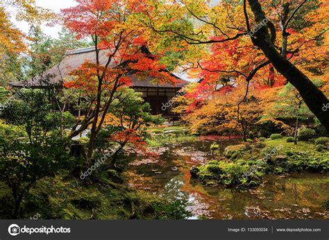Garten Im Herbst Bearbeiten by Nanzen Ji Garten Im Herbst Kyoto Stockfoto 169 Blanscape