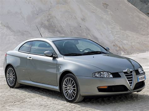 Alfa Romeo Gt Specs  2003, 2004, 2005, 2006, 2007, 2008