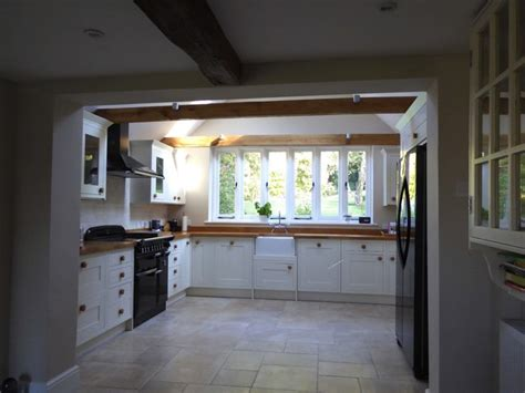 Cottage Kitchen Extension  Country  Kitchen  Kent By