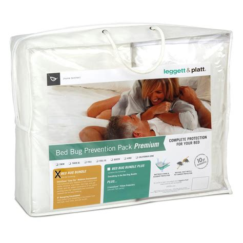 Bed Bug Covers Home Depot by Fashion Bed Sleepsense Premium Bed Bug Prevention
