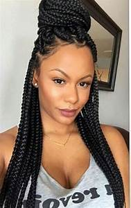 Single Braids Hairstyles Trend This Summer - All For ...