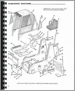Bobcat Skid Steer Parts Diagram