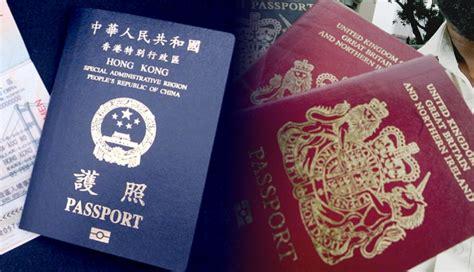 holiday plans  tatters  hong kong passports held