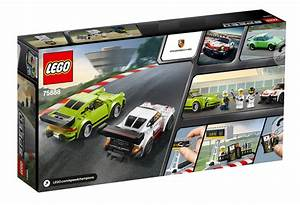 Lego Speed Champions Porsche : lego speed champions porsche 911 rsr and 911 turbo 3 0 75888 toy at mighty ape nz ~ Maxctalentgroup.com Avis de Voitures